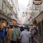 De compras por la calle Getreidegasse