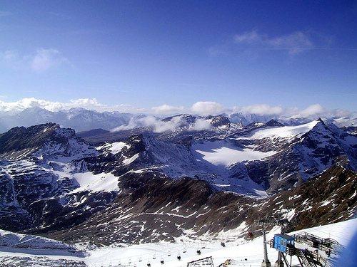 Glaciar Mölltal