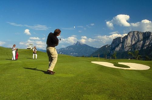 Golf Salzburgo
