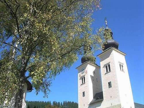 Iglesia Parroquial de Gurk