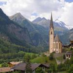 Heiligenblut, turismo en la carretera Grossglockner