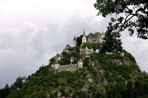 Castillo Hochosterwitz