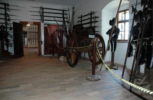 Museo del Castillo de Hochosterwitz
