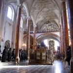 Hofkirche y el cenotafio de Maximiliano I