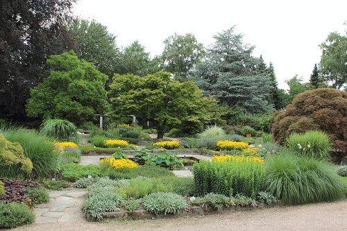 Jardin Botanico de Linz