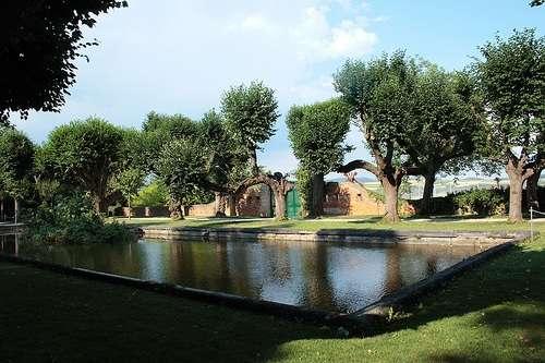 Jardines de la Abadia de Melk