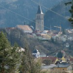 Iglesias y otras atracciones en Judenburg