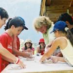 Kalchkendlalm, escuela en la montaña