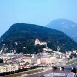 Kapuzinerberg, pulmón verde de Salzburgo