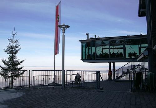 Restaurante Panorama en la Montaña Karren