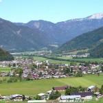 Kirchdorf, pueblo romantico y estacion de esqui