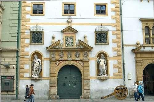 Puerta de Landeszeughaus