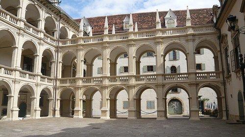Landhaus de Graz