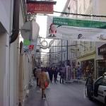 Linzergasse, calle en el centro de Salzburgo