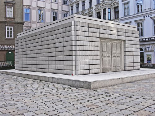 Memorial del Holocausto de Judenplatz