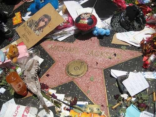 Tributo Michael Jackson