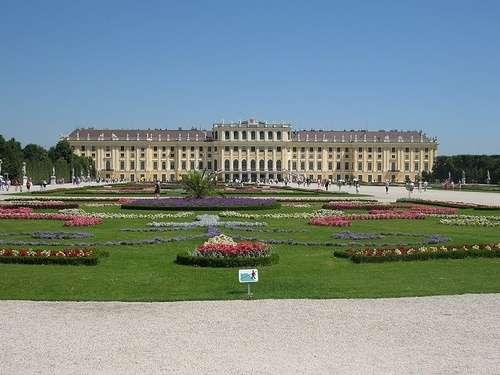 Palacio Schonbrunn