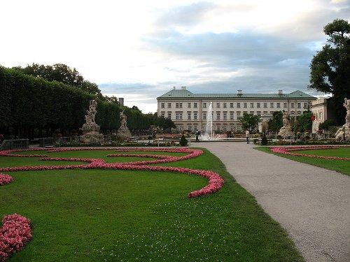 El Palacio Mirabell
