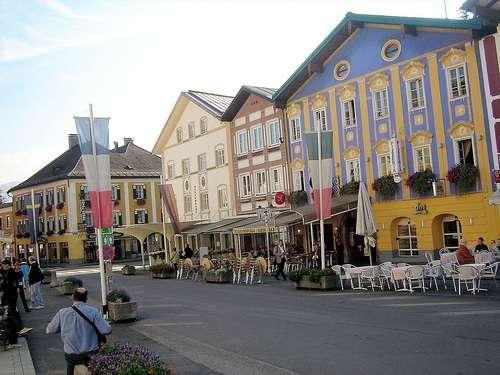 Calle de Mondsee