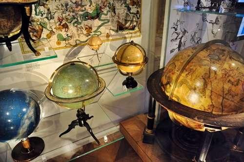 Museo de los Globos Terraqueos en Viena