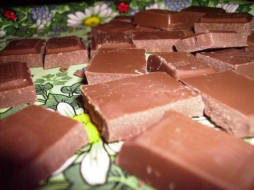 Chocolate de Viena