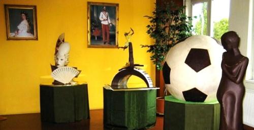 Museo del Chocolate en Viena