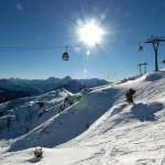 Nassfeld, centro de esquí en Carintia