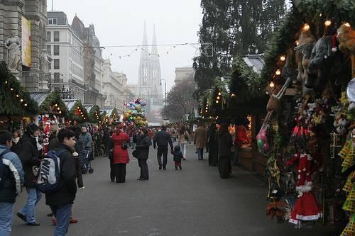 Navidad en Austria