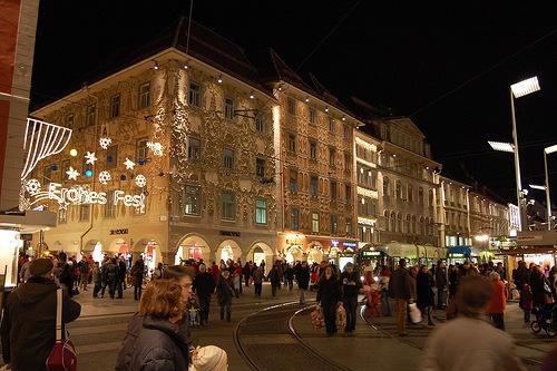 Navidad en Graz
