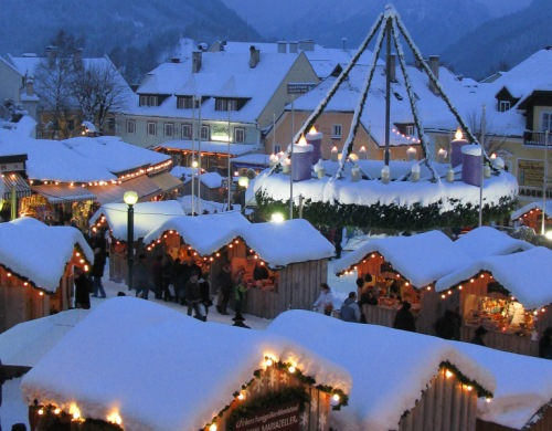 Navidad en Mariazell