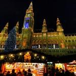 Épocas navideñas y de año nuevo en Viena