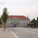Neuer Platz, el centro de Klagenfurt