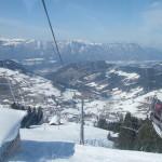 Esquiar en la región Wildschönau, en Tirol