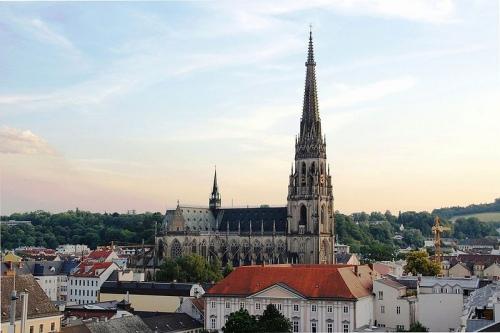 Nueva Catedral en Linz