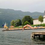 Ossiach, localidad y lago en Carintia