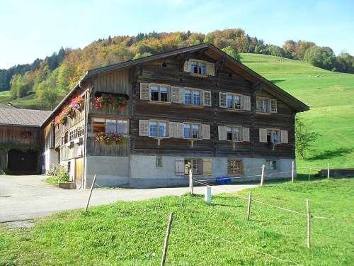 Otoño del queso en Bregenzerwald