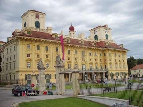 palacio Esterhazy en Eisenstadt