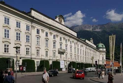 Palacio Imperial de Innsbruck