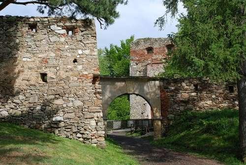 Castillo de Landsee