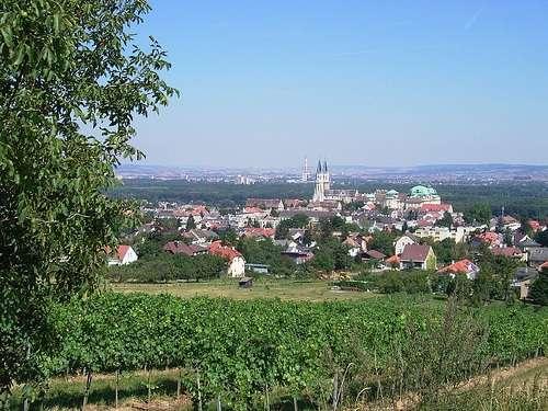 Naturaleza en Klosterneuburg