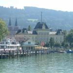 Una vuelta por el paseo marítimo de Bregenz