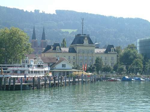 Paseo Maritimo de Bregenz