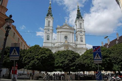 Piaristenkirche Maria Treu