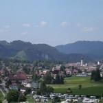 Reutte, ciudad en el noroeste de Tirol