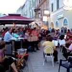 Ried, ciudad comercial en Alta Austria