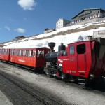 Schafbergbahn, locomotoras y paisajes inolvidables