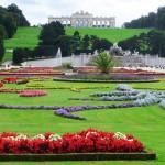 Los jardines barrocos de Schönbrunn