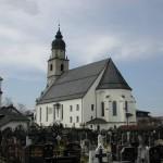 Seekirchen, ciudad alrededor del lago Wallersee