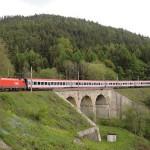 Semmering y su historico ferrocarril