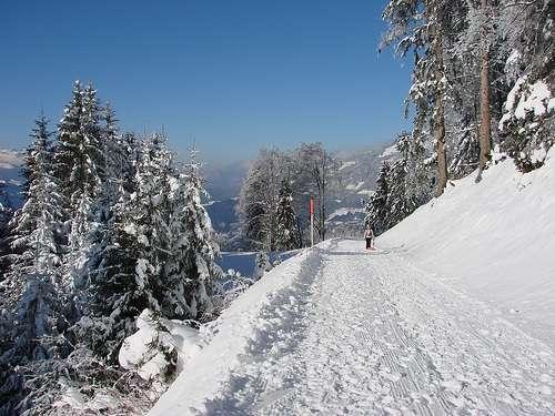 Invierno en Vorarlberg